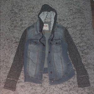 Jean/Fabric Jacket